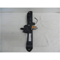 MAZDA BT-50 UP - 10/2011 to CURRENT - UTILITY - RIGHT SIDE REAR DOOR WINDOW REGULATOR - ELECTRIC