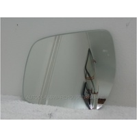 SUBARU OUTBACK 5RD GEN - 9/2009 to 12/2014 - 4DR WAGON - LEFT SIDE MIRROR - FLAT GLASS ONLY - 170w X 138h