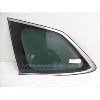 SUBARU LIBERTY/OUTBACK 5TH GEN - 9/2009 to CURRENT - 4DR WAGON - LEFT SIDE CARGO GLASS - PRIVACY GREY