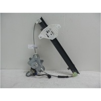 HOLDEN CAPTIVA CG - 9/2006 to 2/2011 - 5DR WAGON - RIGHT SIDE REAR WINDOW REGULATOR - ELECTRIC