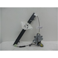 HOLDEN CAPTIVA SERIES 2 - 3/2011 to CURRENT - WAGON - LEFT SIDE REAR DOOR REGULATOR - ELECTRIC