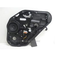 HYUNDAI i30 GD - 5/2012 to CURRENT - 5DR HATCH - RIGHT SIDE REAR WINDOW REGULATOR - ELECTRIC - PANEL ASSY PLASTIC