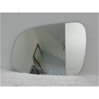 LEXUS IS250 GSE20R - 11/2005 to CURRENT - 4DR SEDAN - RIGHT SIDE MIRROR - FLAT GLASS ONLY (180 X 130h) - NEW