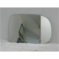 LEXUS IS250 GSE20R - 11/2005 to CURRENT - 4DR SEDAN - LEFT SIDE MIRROR - FLAT GLASS ONLY (180 X 130h) - NEW