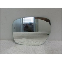 HONDA CITY GM2 - 1/2009 to 3/2014 - 4DR SEDAN - LEFT SIDE MIRROR - FLAT GLASS ONLY (159mm wide X 122mm high)