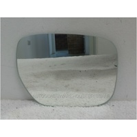 HONDA CITY GM2 - 1/2009 to 3/2014 - 4DR SEDAN - RIGHT SIDE MIRROR - FLAT GLASS ONLY (159mm wide X 122mm high) - NEW