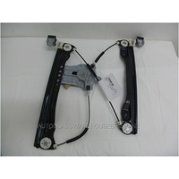 HOLDEN CRUZE JG/JH - 5/2009 to 6/2012 - 4DR SEDAN - LEFT SIDE FRONT DOOR WINDOW REGULATOR - ELECTRIC