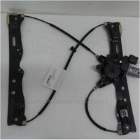 FORD EVEREST UA - 10/2015 to CURRENT - 5DR WAGON - LEFT SIDE FRONT WINDOW REGULATOR - ELECTRIC