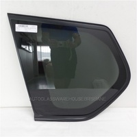 NISSAN X-TRAIL T31 - 10/2007 to 2/2014 - 5DR WAGON - LEFT SIDE CARGO GLASS - ENCAPSULATED - GENUINE - PRIVACY TINT