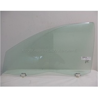MITSUBISHI TRITON MQ - 4/2015 to CURRENT - 2DR CLUB CAB UTE - LEFT SIDE FRONT DOOR GLASS (WITH FITTING)
