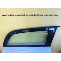 HOLDEN COMMODORE VT/VX/VY/VZ - 4DR WAGON 9/97>7/06 - RIGHT SIDE REAR CARGO GLASS