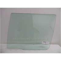 suitable for TOYOTA COROLLA AE92-5DR HAT 6/89>8/94 - PASSENGERS - LEFT SIDE - REAR DOOR GLASS