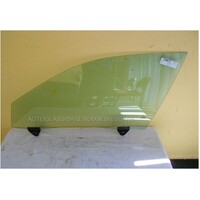 AUDI A4 B6/B7 - 7/2001 to 3/2008 - SEDAN/WAGON - PASSENGER - LEFT SIDE FRONT DOOR GLASS (WITH FITTING)