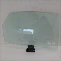AUDI A4 B6/B7 - 7/2001 to 2/2008 - 4DR SEDAN - DRIVERS - RIGHT SIDE REAR DOOR GLASS