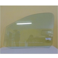 PEUGEOT EXPERT VAN LWB/SWB - 9/08>CURRENT - LEFT SIDE FRONT DOOR GLASS - NEW - 1 HOLE