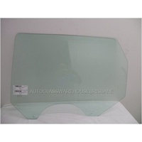 FIAT FREEMONT SUV 4DR - 4/2013 to CURRENT - LEFT SIDE REAR DOOR GLASS - GREEN - NEW