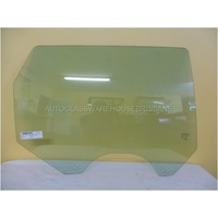 FIAT FREEMONT SUV 4DR - 4/2013 to CURRENT - RIGHT SIDE REAR DOOR GLASS - GREEN - NEW
