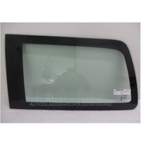 DODGE NITRO KA - 9/2007 to CURRENT - 4DR SUV - LEFT SIDE CARGO GLASS - NEW