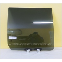 GREAT WALL X240 - 4DR WAGON 10/09>CURRENT - RIGHT SIDE REAR DOOR GLASS