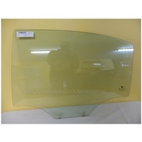 HOLDEN EPICA EP - 4DR SEDAN 2/07>12/11 - PASSENGER - LEFT SIDE REAR DOOR GLASS