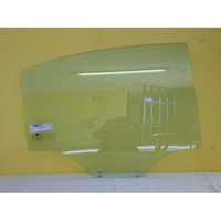 HOLDEN EPICA  EP - 4DR SED 2/07>CURR -DRIVERS -  RIGHT SIDE - REAR DOOR GLASS