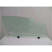 HONDA INSIGHT - 5DR HATCH 11/10>CURRENT - RIGHT SIDE FRONT DOOR GLASS