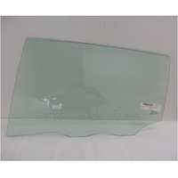 HONDA INSIGHT ZE28 - 11/2010 to CURRENT - 5DR HATCH - LEFT SIDE REAR DOOR GLASS