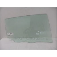 HONDA INSIGHT - 5DR HATCH 11/10>CURRENT - RIGHT SIDE REAR DOOR GLASS