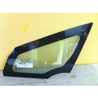 HONDA JAZZ GE - 5DR HATCH 8/08>CURRENT - LEFT SIDE FRONT QUARTER GLASS