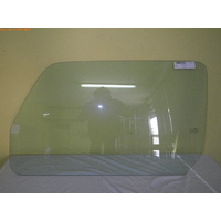 HUMMER H3 - 4DR WAGON 7/07>12/09 - PASSENGERS -  LEFT SIDE FRONT DOOR GLASS - NEW