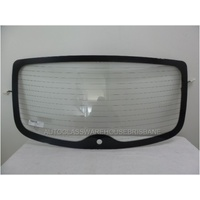 HYUNDAI ACCENT MC - 5/2006 to CURRENT - 3DR HATCH - REAR SCREEN GLASS - NEW