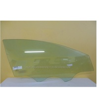 HYUNDAI i45 YF - 4DR SEDAN 5/10>CURRENT - RIGHT SIDE FRONT DOOR GLASS