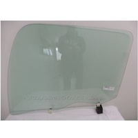 ISUZU NLR-NNR UTILITY 2007 to CURREN (NARROW CAB) LEFT SIDE FRONT DOOR GLASS