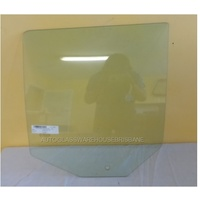 JEEP PATRIOT MK - 4DR WAGON 8/07>CURRENT - LEFT SIDE REAR DOOR GLASS