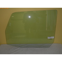 JEEP WRANGLER JK SOFTTOP - 2/4DR WAGON 3/07>11/10 - LEFT SIDE FRONT DOOR GLASS