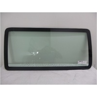 JEEP WRANGLER JK - 2DR SOFTTOP 3/07>11/10 - PASSENGERS - LEFT SIDE CARGO GLASS - (876w X 425h)