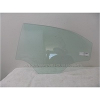 KIA RIO UB - 5DR HATCH 9/11>CURRENT - LEFT SIDE REAR DOOR GLASS
