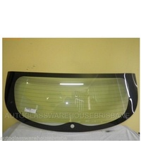KIA RIO UB - 9/2011 to CURRENT - 3DR/5DR HATCH - REAR WINDSCREEN GLASS - HEATED