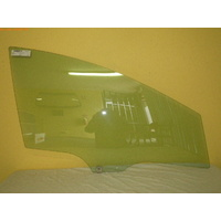 MAZDA CX7 - 4DR WAGON 11/06>2/12 - RIGHT SIDE FRONT DOOR GLASS - 2 holes