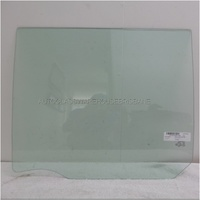 MITSUBISHI CHALLENGER - 5DR WAGON 12/09>CURRENT - LEFT SIDE REAR DOOR GLASS