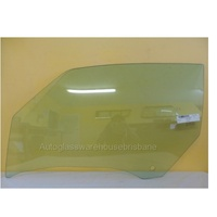 NISSAN 370Z Z34 - 2DR COUPE 5/09>CURRENT - PASSENGER - LEFT SIDE FRONT DOOR GLASS