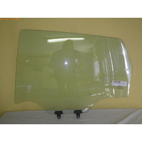 NISSAN DUALIS J10 - 4DR 5 SEAT WAGON 10/07>CURRENT - LEFT SIDE REAR DOOR GLASS