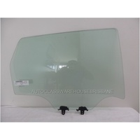 NISSAN DUALIS J10 - 4DR WAGON 10/07>CURRENT - RIGHT SIDE REAR DOOR GLASS