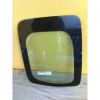 NISSAN NAVARA D40 - 2DR UTE 12/05>CURRENT - RIGHT SIDE REAR DOOR GLASS