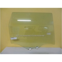 NISSAN X-TRAIL T31 - 5DR WAGON 10/2007>2/2014 - RIGHT SIDE REAR DOOR GLASS