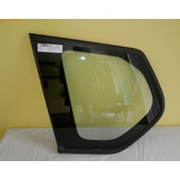 NISSAN X-TRAIL T31 - 5DR WAGON 10/2007>2/2014 - LEFT SIDE CARGO GLASS-ENCAPSULATED (Genuine)