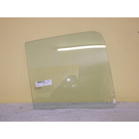 SUZUKI ALTO - GF - 5DR HAT 7/09>CURR - DRIVERS - RIGHT SIDE - REAR DOOR GLASS