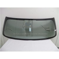 suitable for TOYOTA AVENSIS - 5DR WAGON 12/01 > CURRENT - REAR WINDSCREEN