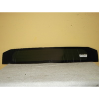 suitable for TOYOTA PRIUS ZVW30R - 7/2009 to 5DR  REAR SCREEN -HATCH  (t/gate lower)