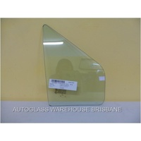 suitable for TOYOTA YARIS - 3DR HATCH 11/11>CURRENT - RIGHT SIDE FRONT QUARTER